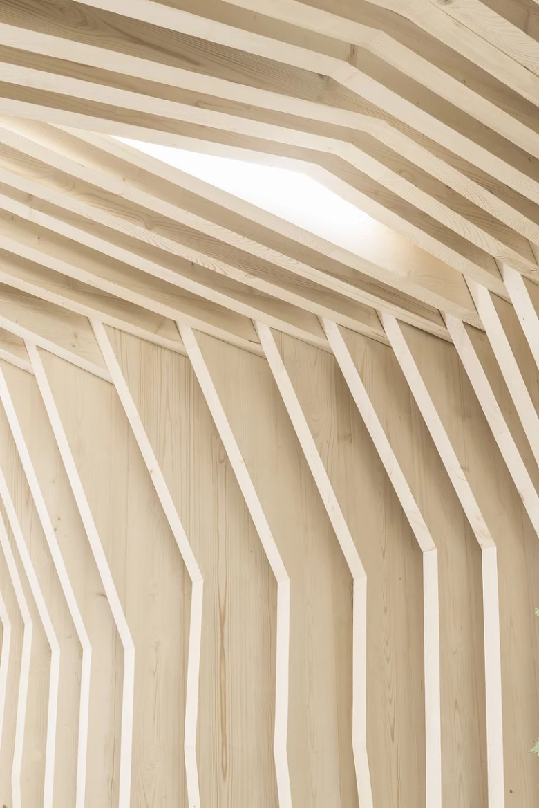 Exterior: » Les Dada East Hair Salon By Joshua Florquin Architecture
