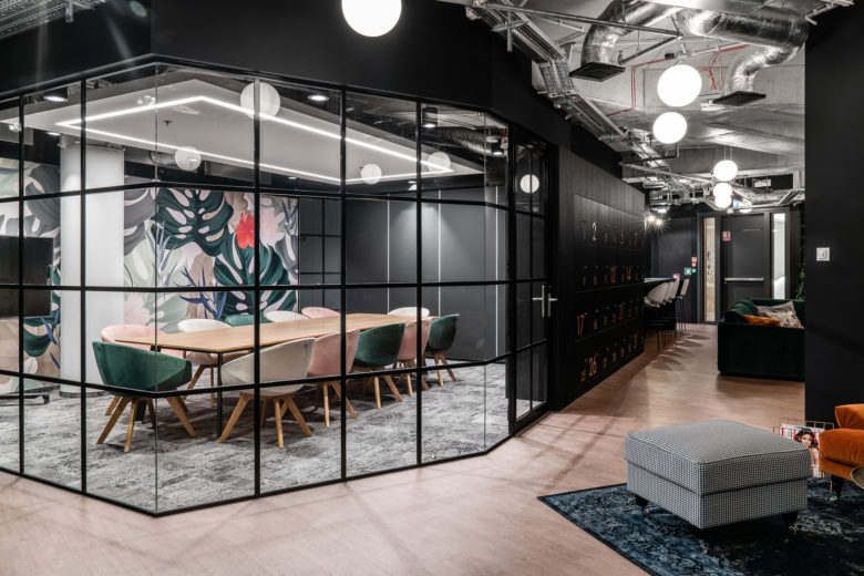 » The Design Group's PREMIUM Industrial Coworking