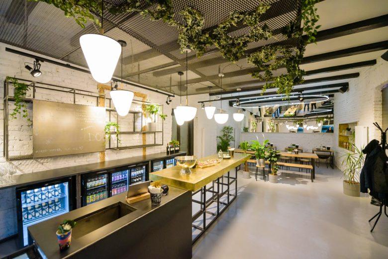 店面设计 | Cluj-Napoca休闲餐厅设计