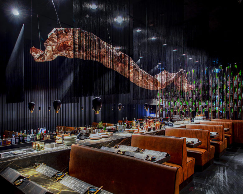 SI设计 | 日本Nihon Nu-Ba餐厅设计