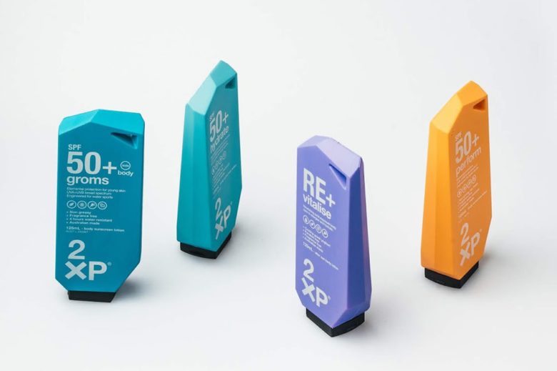 2XP Sunscreen by Chimera Design
