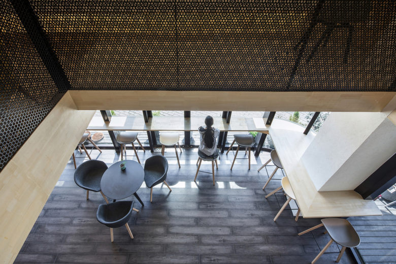 » Daodao Coffee By HAD Architects& EPOS