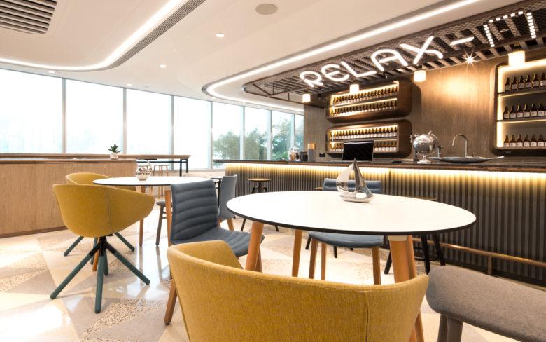 空间设计 | 香港Persol Kelly办公室设计