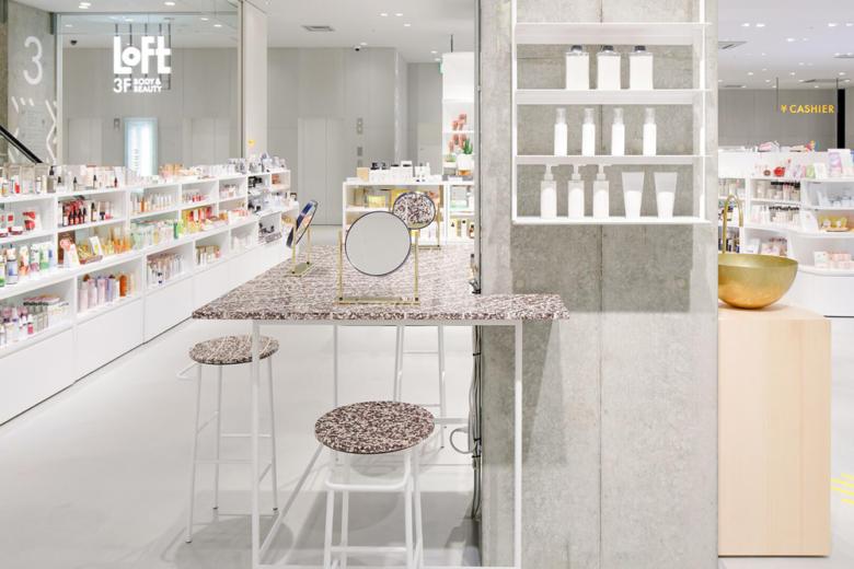 终端设计 | 日本loft精品零售店设计