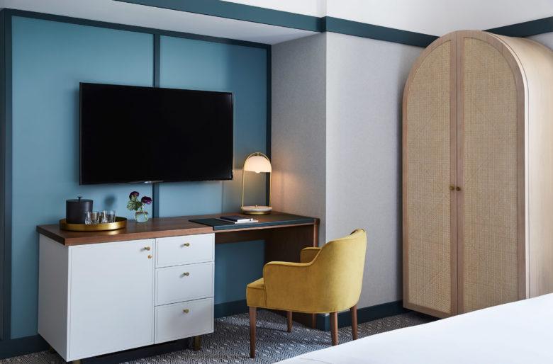 187 Kimpton Saint George Hotel By Mason Studio