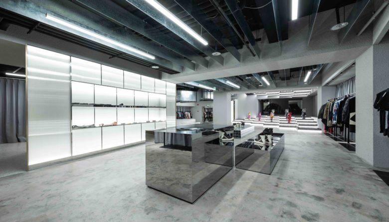 专卖店设计 | 服装体验店BY Experimental Store专卖店设计
