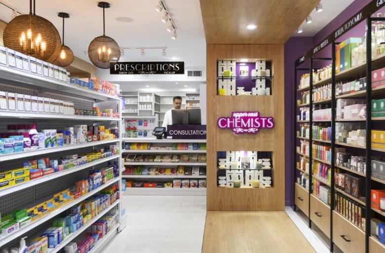 SI设计 | 纽约Upper East Chemists药店设计