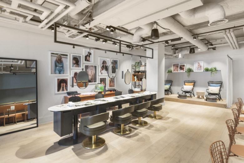 空间设计 | 伦敦Hershesons美发店设计