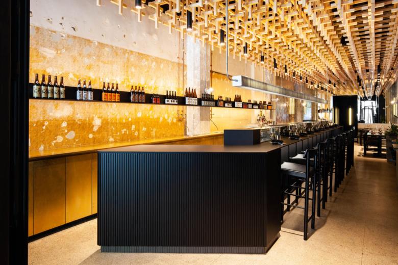 SI设计 | 蒙特利尔连锁餐饮Ryu餐厅设计