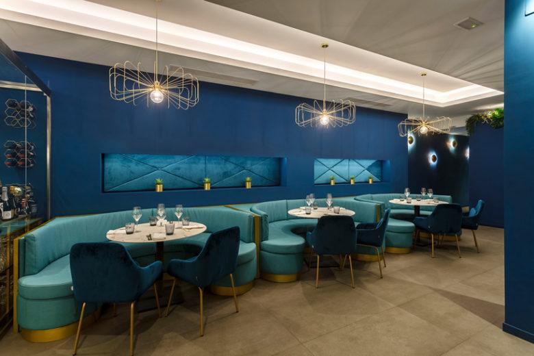 SI设计 | 西班牙Escena餐厅设计