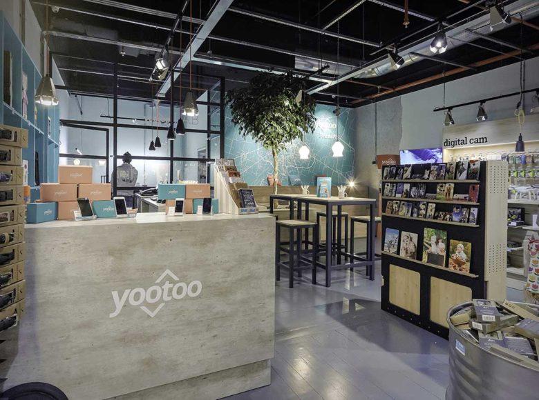 连锁设计 | YOTOO智能3C连锁店面设计
