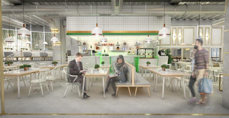 终端设计 | 印度尼西亚餐厅终端设计