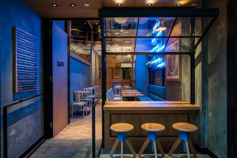 店面设计 | 香港Shao咖啡厅设计