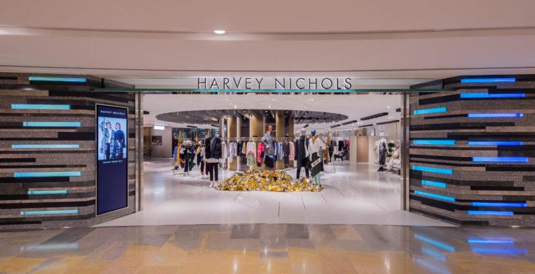连锁设计 | 英国Harvey Nichols奢侈品连锁店设计