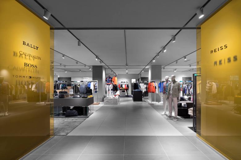 空间设计 | 荷兰De Bijenkorf零售店设计