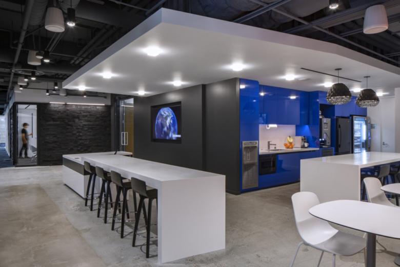 空间设计 | 美国FTI咨询公司办公室设计