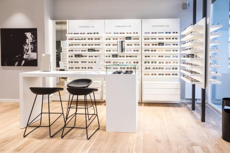 SI设计 | 德国KIND眼镜连锁店设计