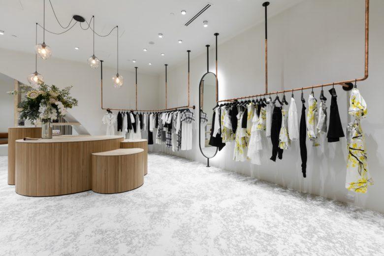 专卖店设计 | 新西兰Aje专卖店设计