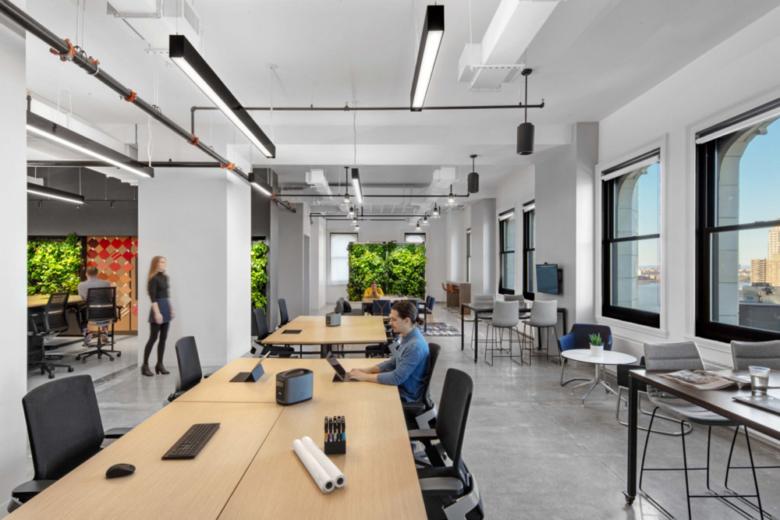 空间设计 | 纽约M Moser办公室设计