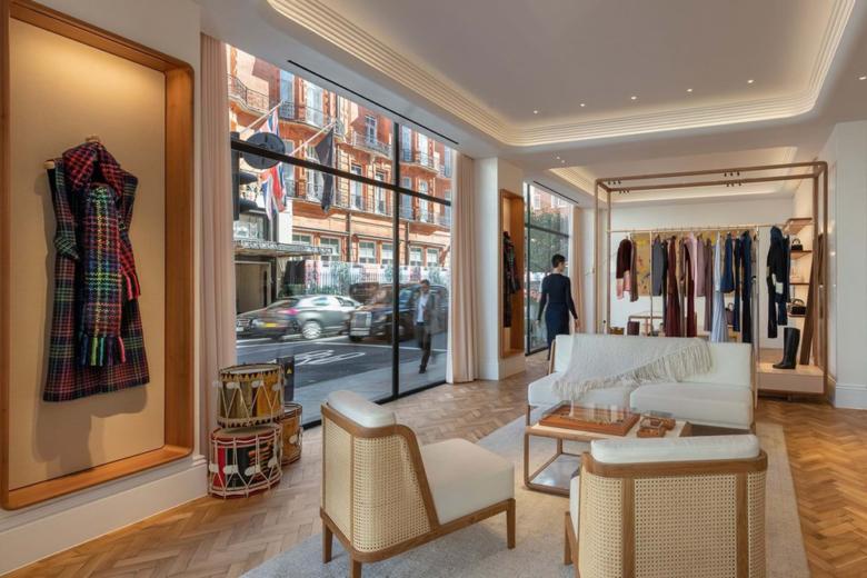 专卖店设计 | 伦敦Gabriela Hearst服装专卖店设计