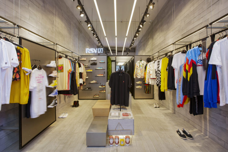 专卖店设计 | 约热内卢RSV零售专卖店设计