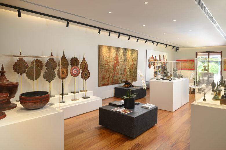 Amanpuri, Thailand - Art Gallery