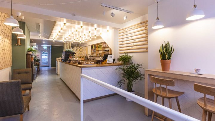 Liqui Group Completes Interior For Brew 204 In Dublin
