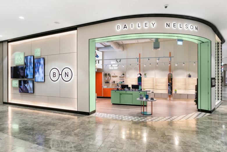 终端设计 | 澳大利亚Bailey Nelson眼镜店设计