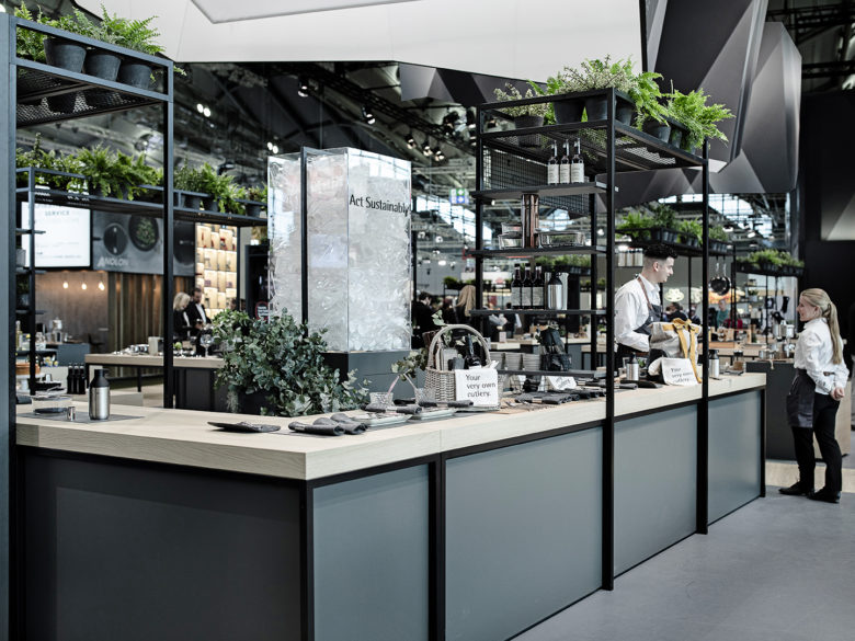 连锁设计 | 美国美国WMF美食店设计