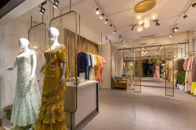 SI设计 | 印度服装店设计