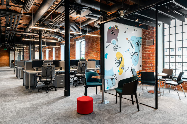 Clariant Office Lodz
