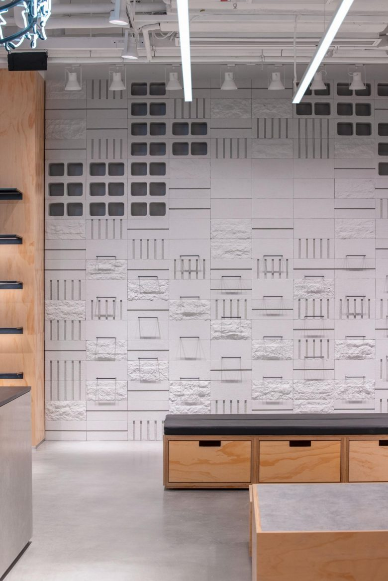 Vans store by Coordination Asia